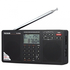 Tecsun PL-398 World Band Digital FM Stereo/SW/MW/LW Radio