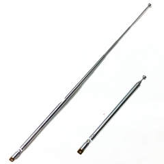 Tecsun Original Replacement Radio Steel Whip Antenna Good PL-660 PL-600 PL-310 PL-380 R-9012 PL-360 D-808 PL-880 S-2000 Antenna